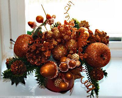 copper bouquet