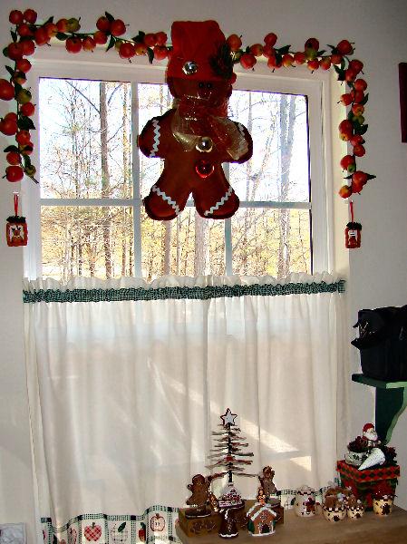 kitchen gingerbread