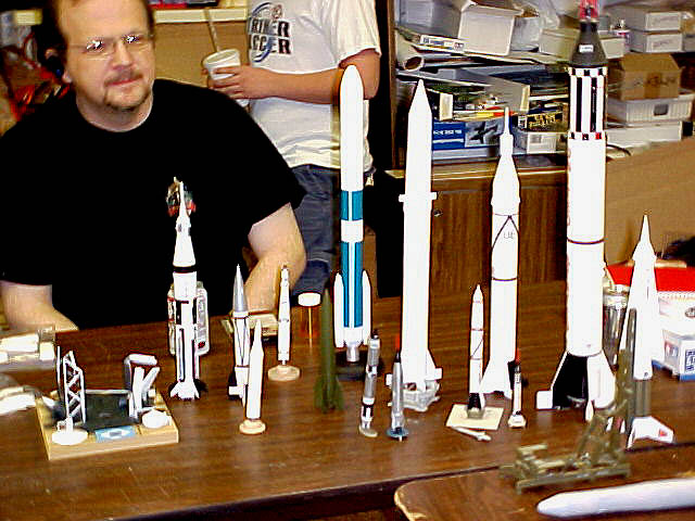 My rocket models