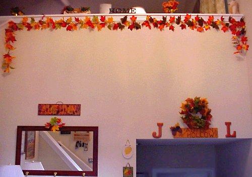 Autumn upper foyer