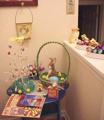 Easter decorations and gifts