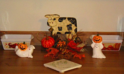 the cow and the goofy ghosts