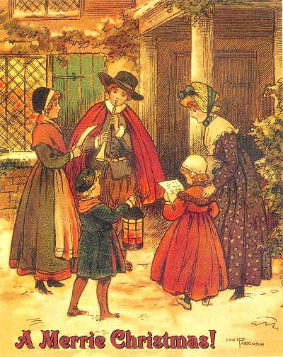 A Merrie Christmas!