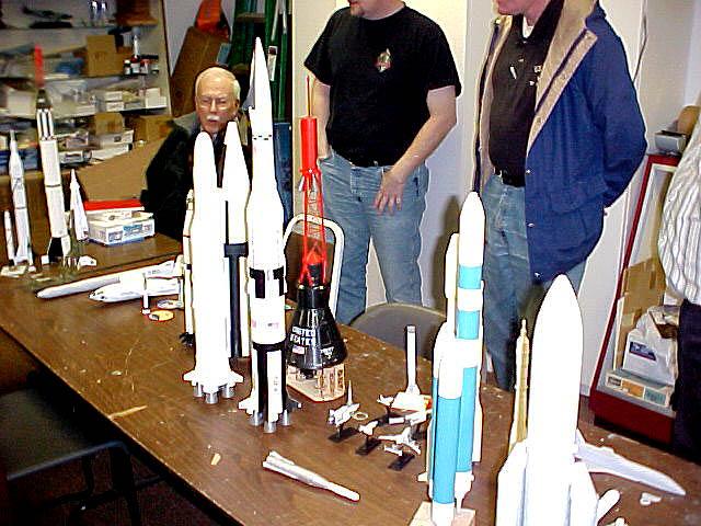 More rocket models