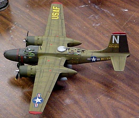 A-26B Model