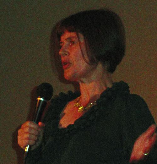 Cabaret: Sophie Aldred