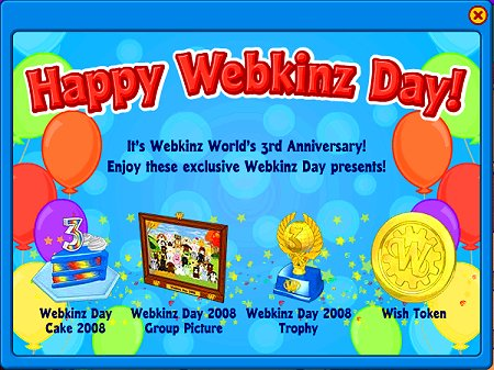 Webkinz Day 4